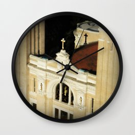St James Cathedral Seattle WA Wall Clock