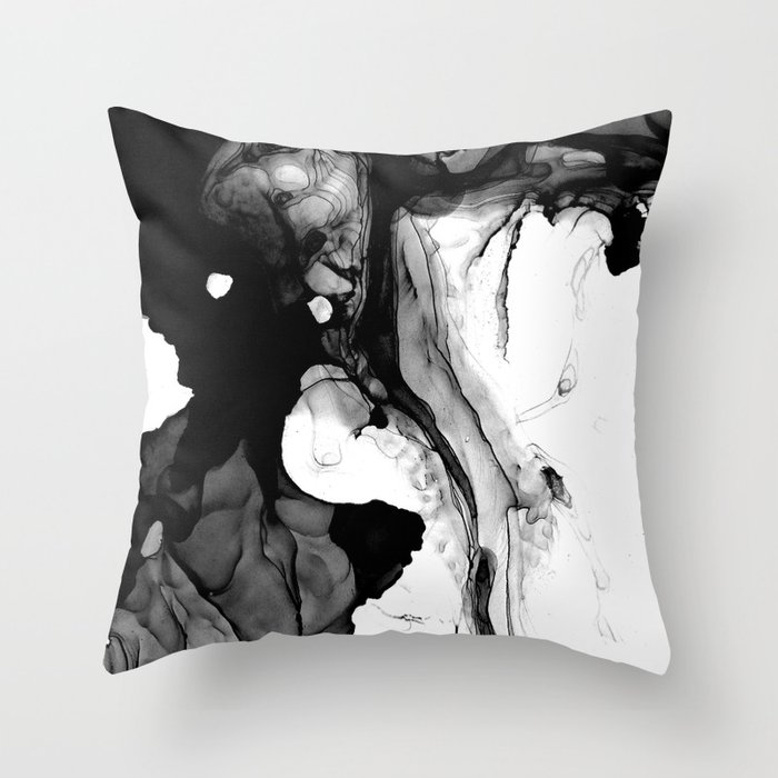 Throw Pillow by Mancha