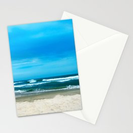 By The Ocean Stationery Cards