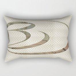 Wadjet Bes Rectangular Pillow