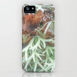 Ethereal Elkhorn iPhone Case