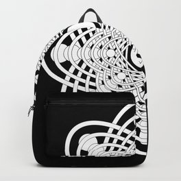 Spheres of Congruence (Midnight Version) Backpack