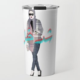 shda5al Travel Mug