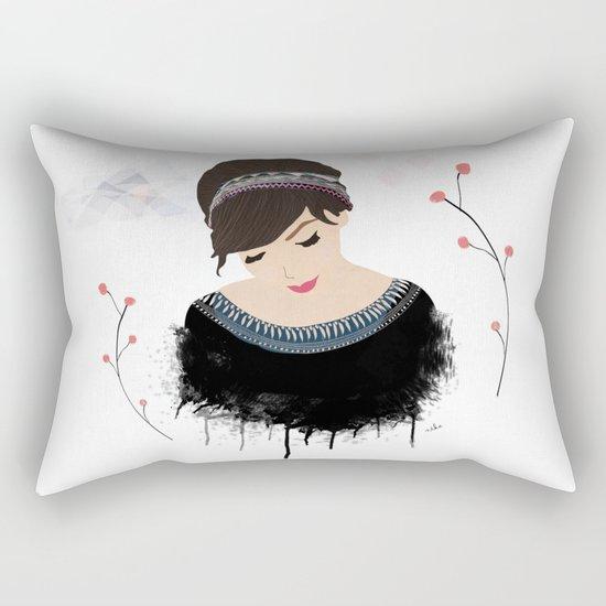 ONE SWEET GIRL Rectangular Pillow