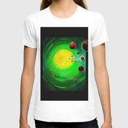 Frohe und gesegnete Weihnachten T-shirt