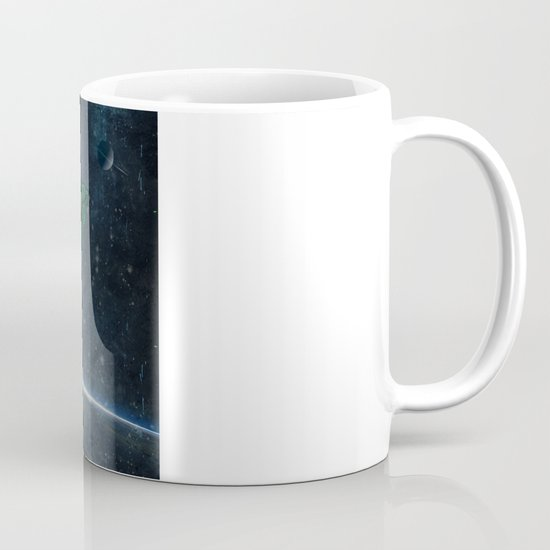 Space Surfer Mug