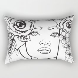 Rose to the Occasion Rectangular Pillow