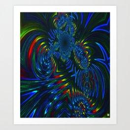 Esoteric Enigmatic Epoch Art Print
