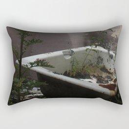 Bath Time... Rectangular Pillow