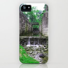 Side Cut Symphony iPhone Case