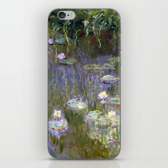 "Claude Monet ""Water lilies""(2) by alexandra_arts"