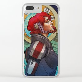 Legends never die Clear iPhone Case