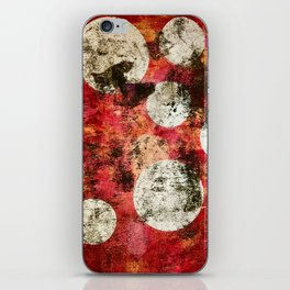 Red Morning Sky iPhone Skin