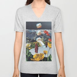 The Way to Nirvana Unisex V-Neck
