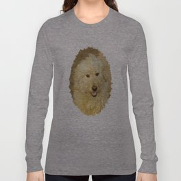 Dog Goldendoodle Golden Doodle Long Sleeve T-shirt
