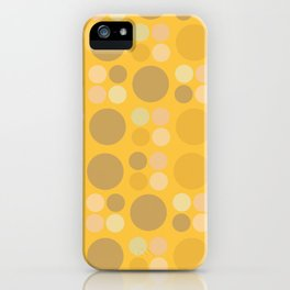 Lots o dots iPhone Case