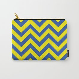 Michigan College Gameday Colors Carry-All Pouch