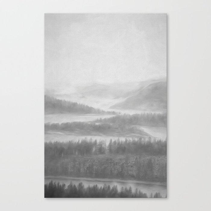 Northern Shores Canvas Print