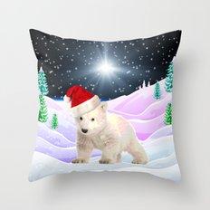 Save My Home | Christmas Spirit Throw Pillow