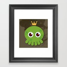 The Great Unknown Framed Art Print