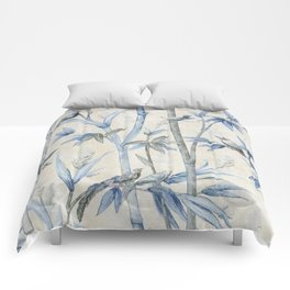 Old Style Graphic Pattern Comforters