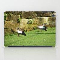 ducks iPad Cases featuring ducks by Mathilde Nieuwenhuis