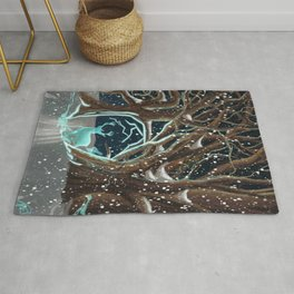 Magic Among the Trees Rug