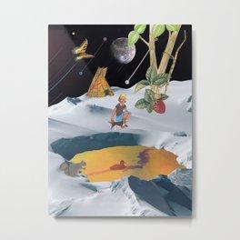K2 Mountain Metal Print
