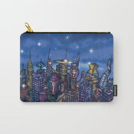 C2 & Posse (New-New York City) Carry-All Pouch