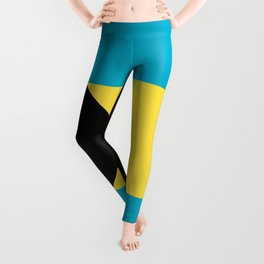 Flag: The Bahamas Leggings
