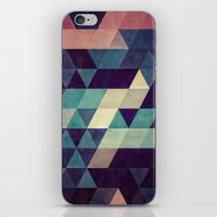 spires iPhone & iPod Skins featuring cryyp by Spires