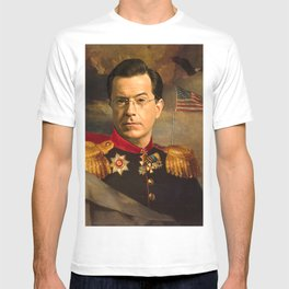 Stephen Colbert 19th Century Classical Painting T-shirt