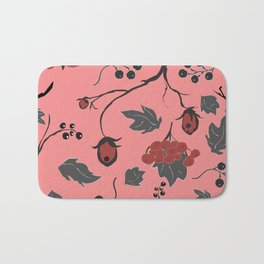 Berries Bath Mat