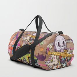 Pusher Carcophagus Duffle Bag