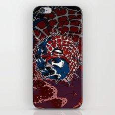 venom yin yang iPhone & iPod Skin