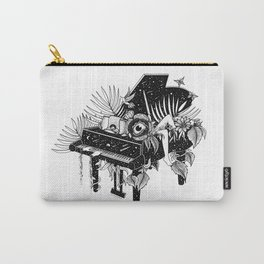 Piano, Melody of life Carry-All Pouch