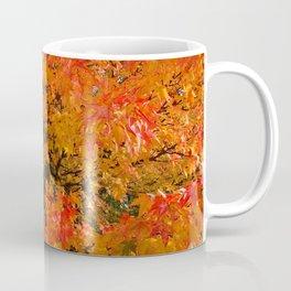 Maple Flames Coffee Mug