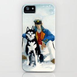 Corto Maltes iPhone Case