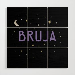 Bruja Wood Wall Art