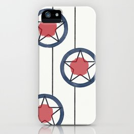 Some Kind of Americana iPhone Case