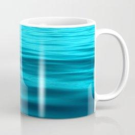 Water : Teal Tranquility Coffee Mug