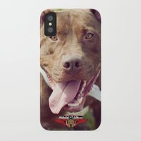 rush iPhone & iPod Cases featuring Rush by Pit Bulls for Life