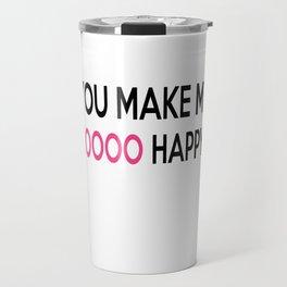 happy Travel Mug