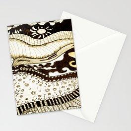 Zentangle Stationery Cards