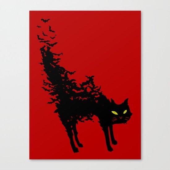 Freaking Meow Canvas Print