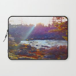 Benham Falls Laptop Sleeve