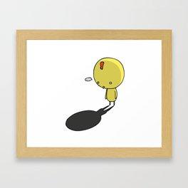 """""""A Friend"""" Framed Art Print"""