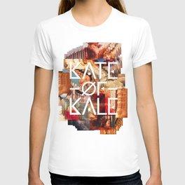 Kate of Kale's Slut Avenue T-shirt