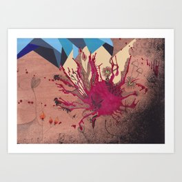 Plethora Art Print