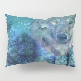 The Wild is Calling Pillow Sham